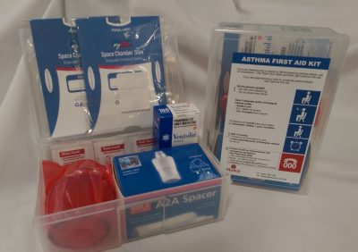 Asthma First Aid Kit 1