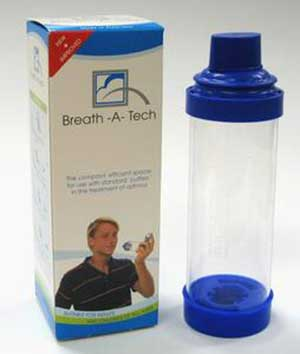 BREATH-A-TECH SPACER 1