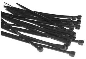 CABLE TIES PKT 100 100 X 2.5MM 1