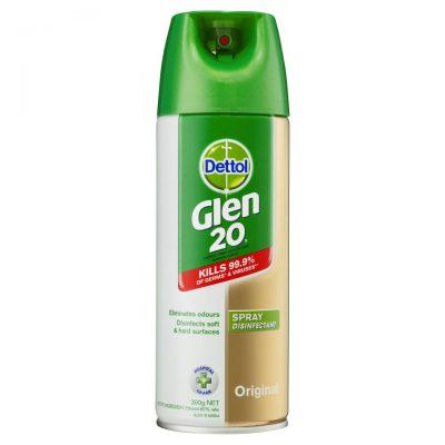 Glen 20 Spray Original Disinfectant