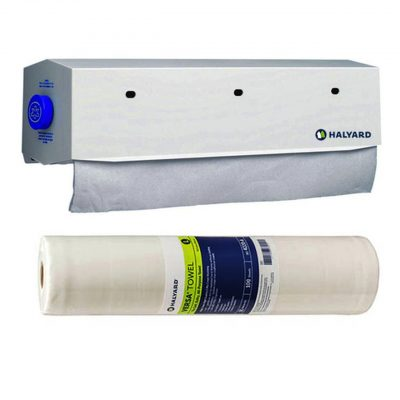 DISPOSABLE TOWEL ROLL 49.5X41.5CM 100 sheets to a roll 1