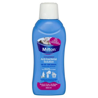 MILTON SOLUTION concentrate 500ml