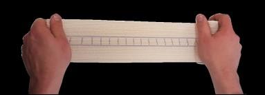 SNAKE BITE BANDAGE with Indicator 4.5m 1