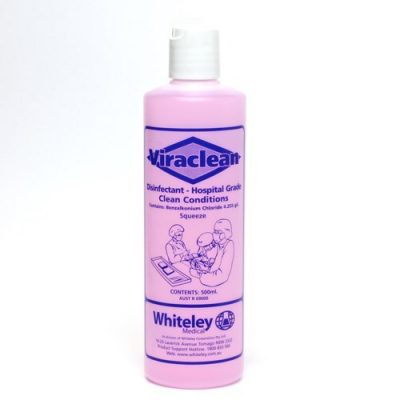 VIRACLEAN SQUEEZE 500ML