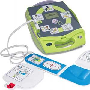 ZOLL AED Plus- PRICE ON APPLICATION 1