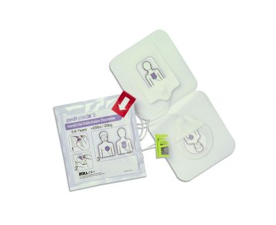 ZOLL AED PLUS Paediatric Pads 1