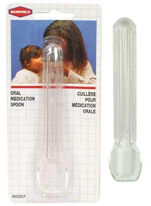ORAL MEDICATION SPOON 1