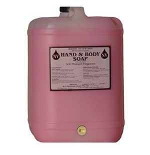HAND WASH SOAP - 25 LITRE DRUM 1