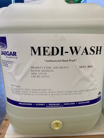 Buy bulk hand wash from medical Solution