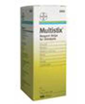 MULTISTIX 2820/JAR 100 1