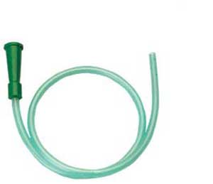 OXYGEN CATHETER Fg 14 DISPOSABLE 40CM LONG 1