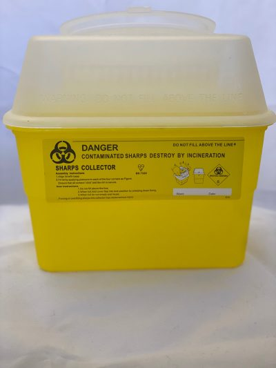 buy 2ltr sharps container