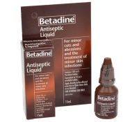 BETADINE LIQUID 15ML 1