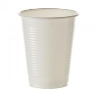 CUPS PLASTIC 180ML PKT 50 1