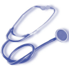 STETHOSCOPE SINGLE HEAD ECONOMY (NURSES) 1