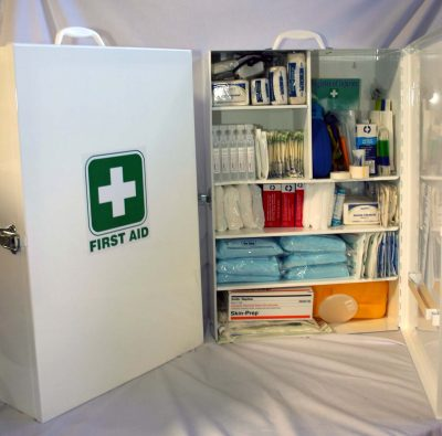 FIRST AID KIT- Refill Contents 25-100 people 1