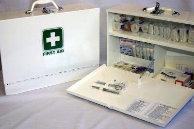 Medium First Aid Kit 10-50 people 1