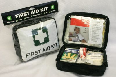 SPORTS HANDYBAG FIRST AID KIT 1