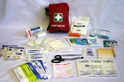 HIKERS ROLLOUT FIRST AID KIT 1