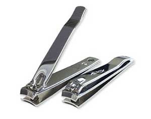 SMALL NAIL CLIPPERS 1