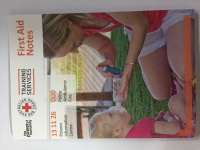 FIRST AID GUIDE BOOKLET 1