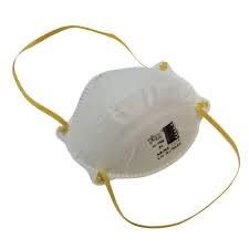 MASK P1 CONE SHAPE Respirator NO VALVE - Box 20 1