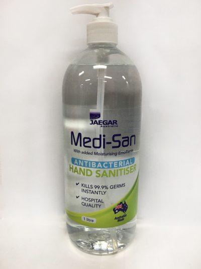 Alcohol HAND SANITISER 1 litre 1