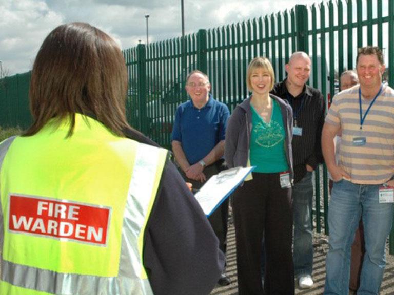 Emergency Warden Training 1