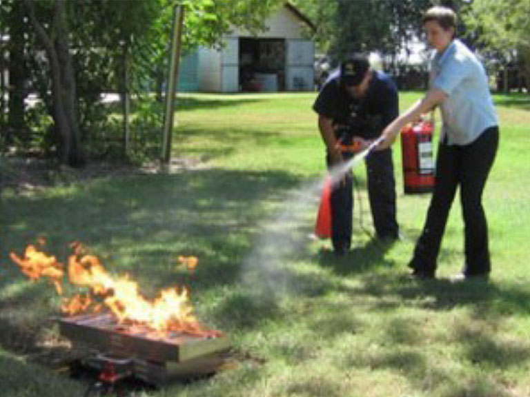 Fire Safety and Extinguisher Training 1