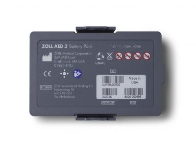 ZOLL AED 3 Battery 1