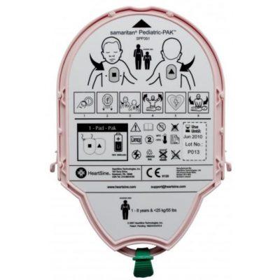 HeartSine Samaritan AED Paediatric Pad-Pak 1