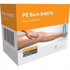 Burn sheet